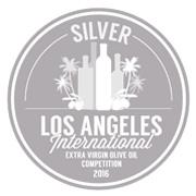 LOS ÁNGELES 2016 Tierras de Canena, Silver Medal