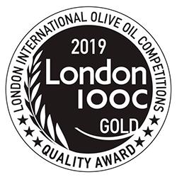 LONDON IOOOC 2019 Tierras de Canena, Gold Medal